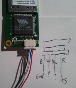 USB Jumper Pinout